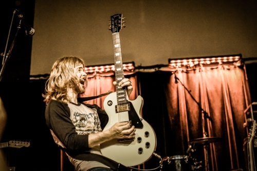 Andrew Leahey and the Homestead